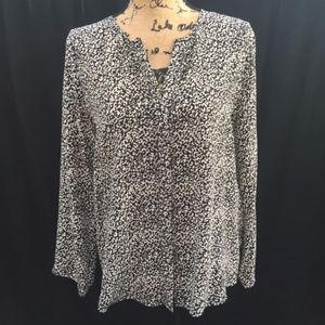 Stylish JOIE silk blouse